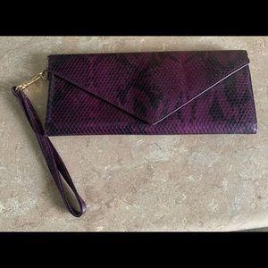 Jacob by Marc Jacobs Purple Wristlet